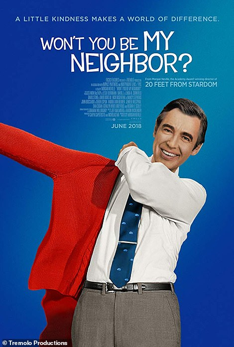 Documentary: The dog takes on Mr. Rogers in her poster for Won't You Be My Corgi?