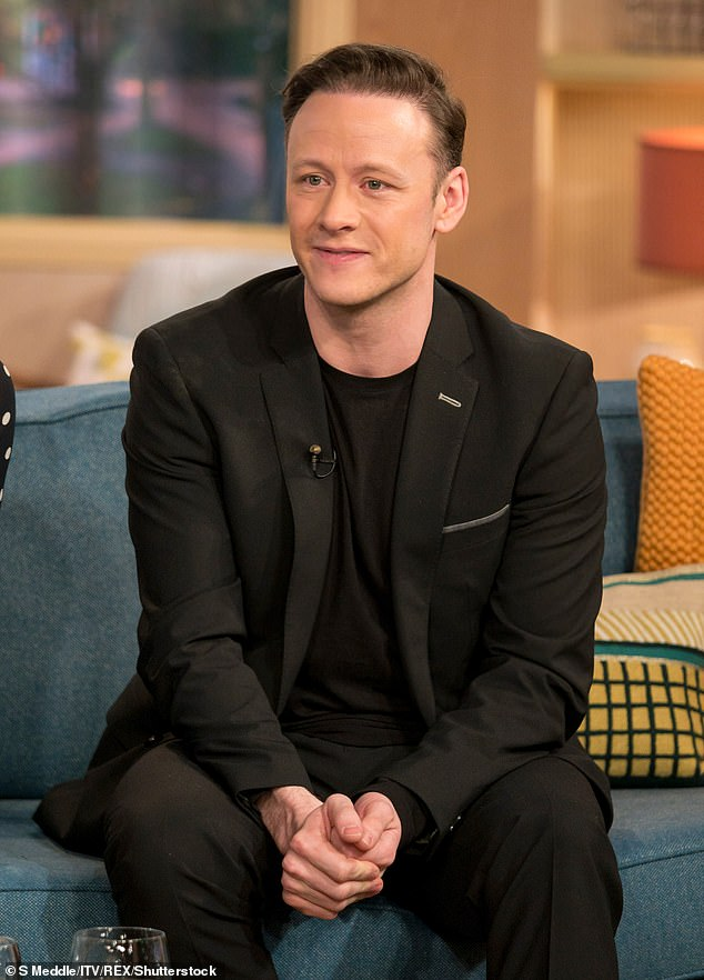 Worry: Strictly Come Dancing fans were left fearing Kevin Clifton had quit his role after he announced on Monday that he's set to judge new ITV show All Star Musicals