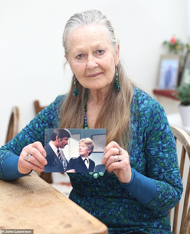 Star: Actress Anna Carteret still gets stopped in the street by fans who remember Juliet Bravo