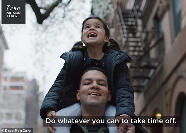 Priority: Last year, the company released an ad about paternity leave where fathers in the video expressed the importance of taking that time