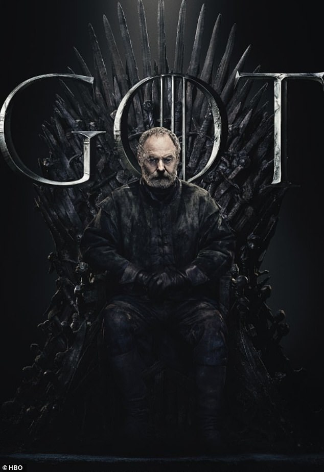 Explained: As excitement reaches fever pitch with GOT only six weeks away on April 14, HBO bosses have pitted the remaining characters against each other (Davos Seaworth)