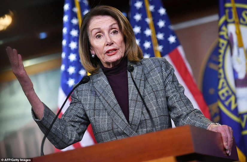 Speaker Nancy Pelosi praised Kim Jong Un as the 'big winner' in the North Korea talks just for getting President Trump to sit down and negotiate