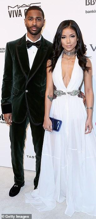 Big Sean datedJhene Aiko for five years before they split in November