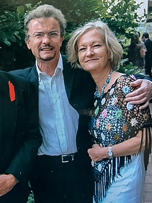 Sally Challen with her husband Richard. Sally Challen, who struck her husband to death with a hammer in August 2010, received the ok to challenge the murder conviction