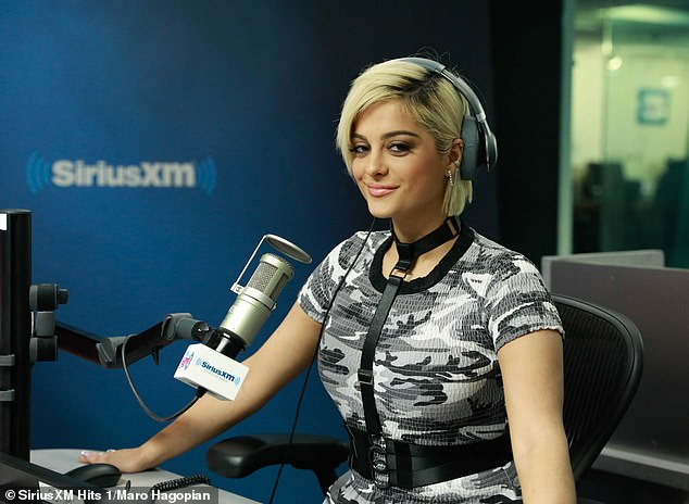 """Картинки по запросу SOMEONE ASKED BEBE REXHA TO COVER HER STRETCH MARKS IN HER """"LAST HURRAH"""" MUSIC VIDEO"""