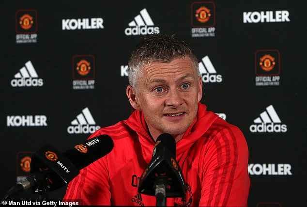 Ole Gunnar Solskjaer has claimed it would be 'strange' if he was not given the job this summer  EPL: SOLSKJAER SPEAKS ABOUT STAYING AT MANCHESTER UNITED PERMANENTLY OR NOT 10471094 6762177 image a 49 1551473384260