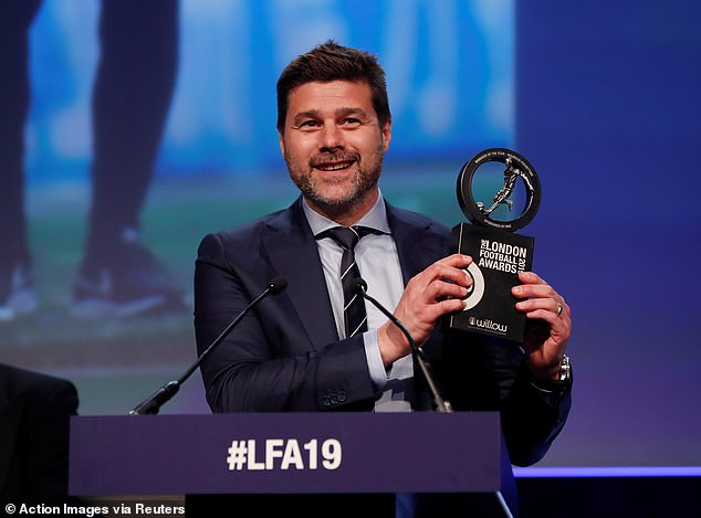 Tottenham boss Mauricio Pochettino is the other leading candidate for the United job  EPL: SOLSKJAER SPEAKS ABOUT STAYING AT MANCHESTER UNITED PERMANENTLY OR NOT 10471418 6762177 image a 52 1551474078709