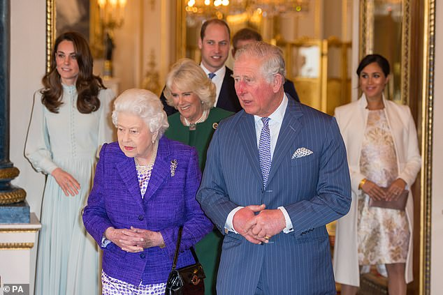 Yesterday's party was not so much a golden jubilee for Prince Charles (pictured at the fiftieth anniversary of his investiture) as a celebration of his links with Wales before and since