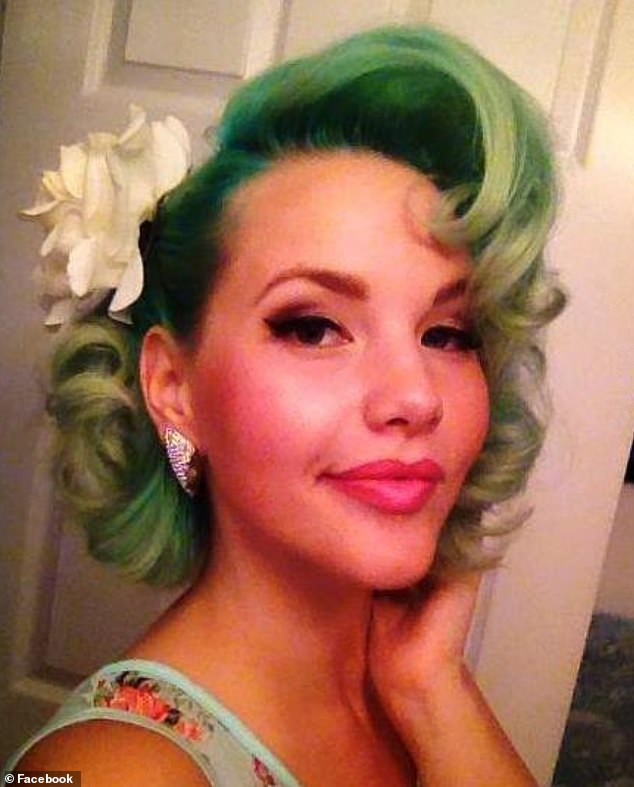 Looking back:It took three years for the Canadian-born star to be diagnosed with stage 3 cancer in 2013. Months later, she dyed her hair teal— the color for ovarian cancer awareness