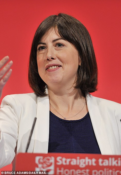 Lucy Powell, a former shadow minister, was the fourth MP in the group which met with Mr Corbyn on Wednesday to discuss their soft Brexit plan