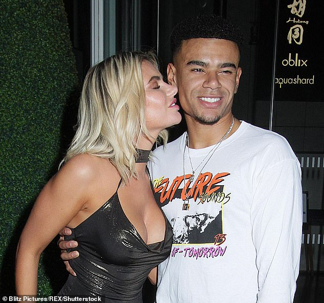 It's over:The claims come after Wes said it was 'pretty clear' that he wasn't going to be reconciling with Megan and that there's 'nothing going on with Vanessa' (pictured in August)