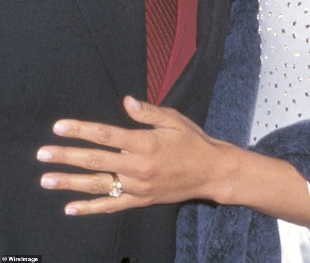 Similar cost: It is also believed that this ring then cost six figures