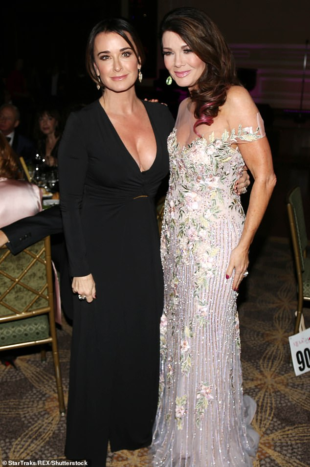 Throwback to 2012: Their duo's friendship came to a bitter end on The Real Housewives Of Beverly Hills in 2019 amid the Puppy Gate fiasco