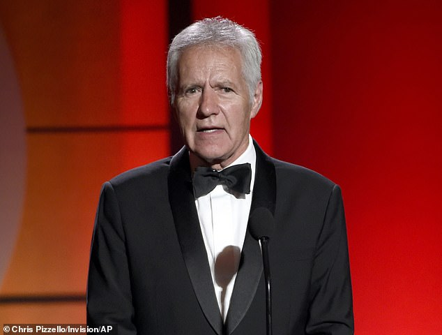 A new study from the San Diego School of Medicine at the University of California has discovered how the ratio of two enzymes can help predict pancreatic cancer survival and even lead to treatment for patients such as Alex Trebek (photo, April 2017)