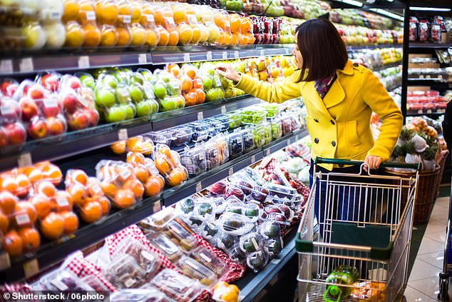 The plan by Marks & Spencer will confront Waitrose, with whom he has fallen for the prices in a word war. M & S insists on the recent price cuts, which mean that average product prices are now cheaper than their competitors [File photo]