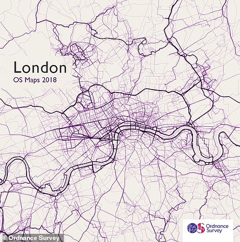 The most popular city in the UK for walks is London