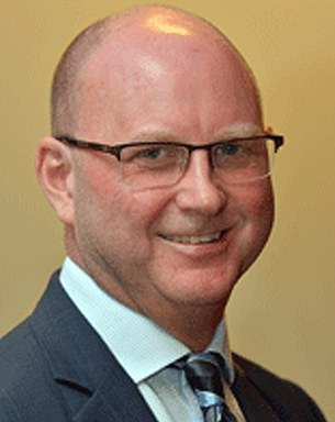 Chief Judge Peter Kidd (pictured) will hand down his sentence on Wednesday at Melbourne 's County Court