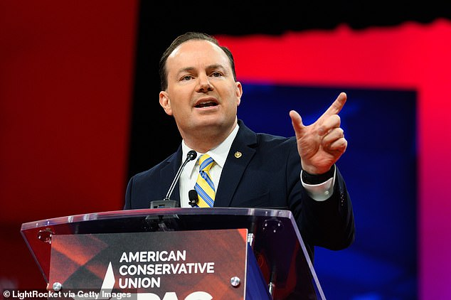 One of the proposals came from Sen. Mike Lee. He is pushing legislation that would end future national emergencies unless Congress votes to approve them within 30 days