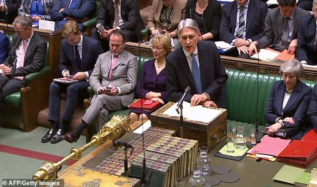 The Chancellor announced new standards 'mandating the end of fossil fuel heating systems in new homes from 2025 delivering lower carbon, and lower fuel bills too'