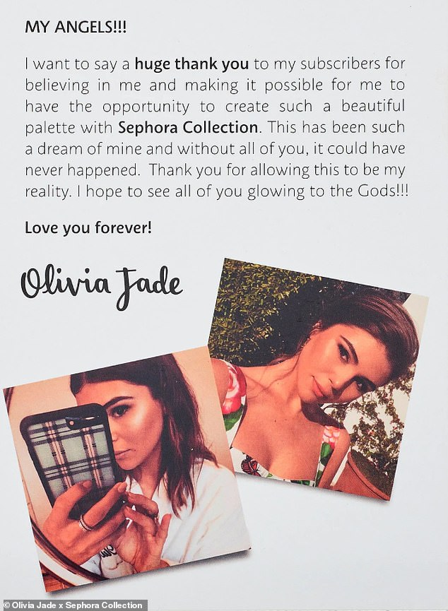 Will it end? Olivia has built quite a career for herself on social media
