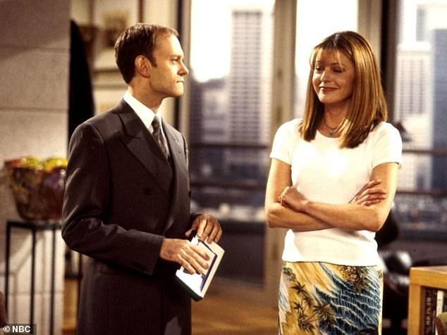 Lovers: The premise for the show paved the way for Frasier to hire Daphne Moon [Jane Leeves], a physical therapist-cum-housekeeper, whom Frasier's brother Niles [David Hyde Pierce] became obsessed with and, eventually, married
