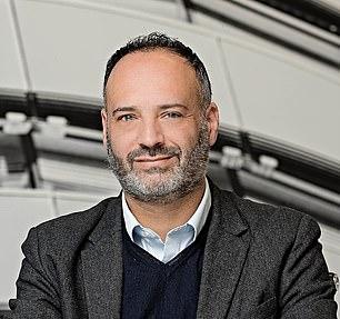 Andrew Montlake, director of broker, Coreco