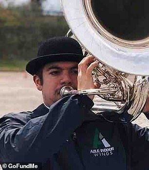Bryant was a senior at Azle High School, where he played tuba in the marching band.