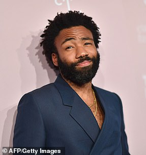 Woke: Donald Glover is nominated for Best Music Video