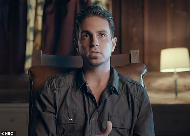 'People need to face up to the fact he was a paedophile, but continue to separate the art from the man,' Reed said (pictured Wade Robson in documentary)