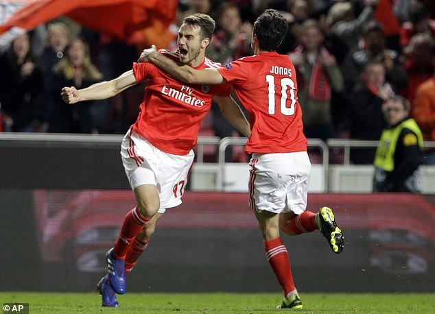 Francisco Ferreira scored early in the first period of extra time with a superb, driven finish