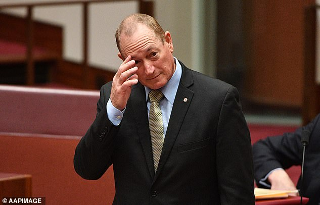 Senator Fraser Anning said the real cause of bloodshed on New Zealand streets on Friday is the immigration program that allowed Muslim fanatics to migrate to New Zealand in the first place