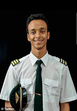 Yared Getachew (im Bild) war der Hauptpilot im Flug 302 der Ethiopian Airlines