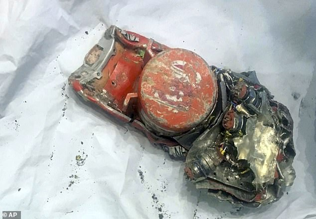 Investigation: one of the flight recorders of the black box of the precipitated Ethiopian Airlines jet