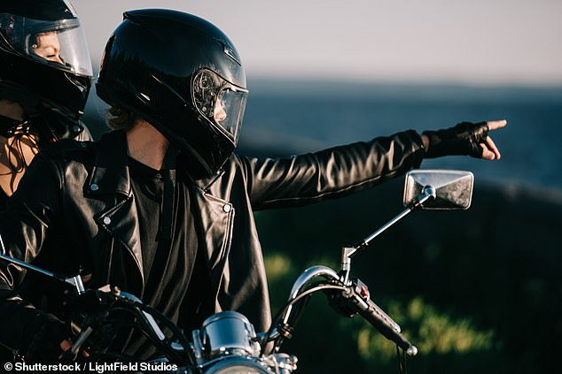 In an article published in a prestigious medical journal, Dr Joseph suggested they would offer more protection if shaped like those used on motorbikes