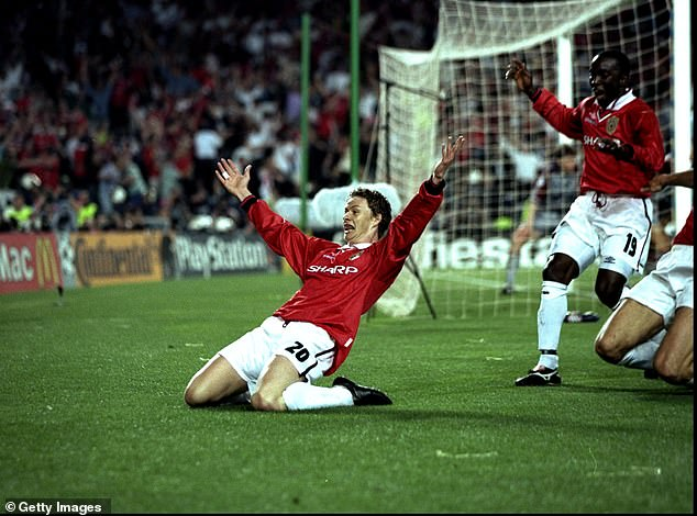 Ole Gunnar Solskjaer will return to Camp Nou 20 years after the famous 1999 final