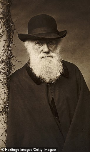 Charles Darwin was the fifth child out of six