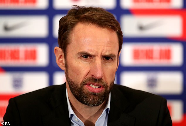 Gareth Southgate will not attend any matches this weekend but will analyse footage of games