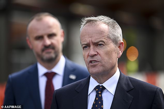 Opposition leader Bill Shorten also voiced his anger at Senator Anning's comments