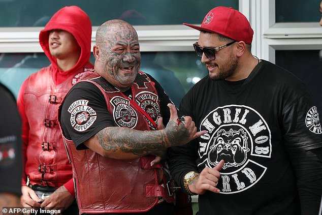Mongrel Mob are an organised street gang in New Zealand based across the country