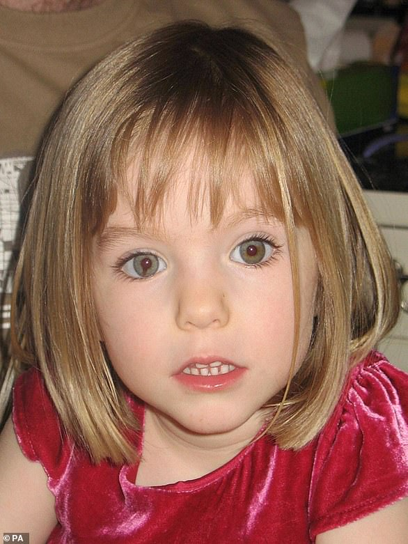 The McCanns travelled to the Algarve in April 2007 with Madeleine, her brother Sean, sister Amelie, and a group of friends. Madeleine disappeared five days later.
