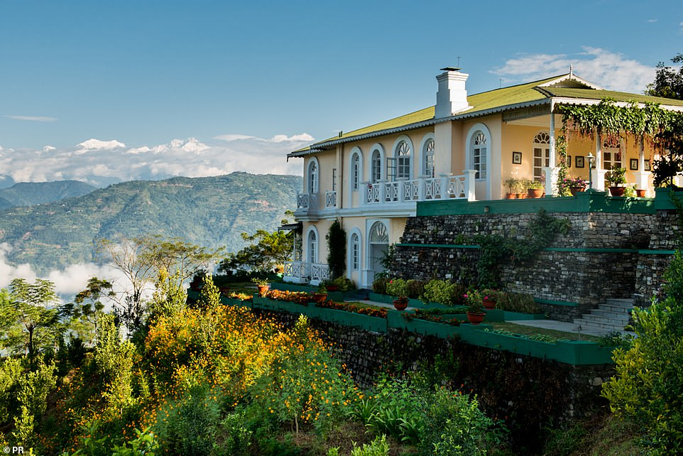 East meets West: Breakfasters at the Glenburn Estate, India can enjoy a traditional fry-up or masala scrambled eggs