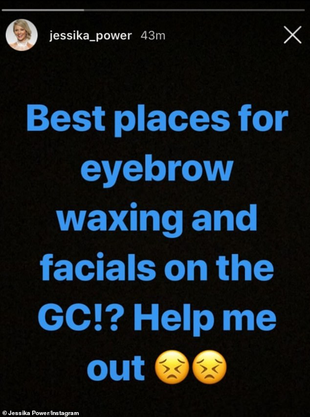 Planning her new life? In January, Jessika shared an update to Instagram, before the show started to air, looking for beauticians on the Gold Coast, where Dan lives