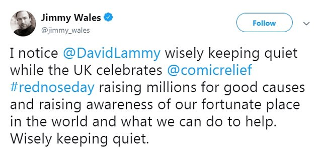 Comic Relief suffers £8million drop in donations for Red