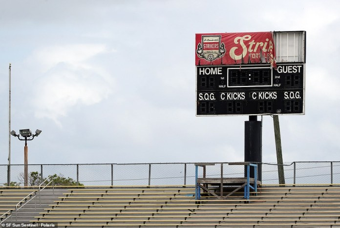 """The land was the headquarters of the first Florida team, the Major League Soccer, """"Miami Fusion"""", which ended in 2001"""