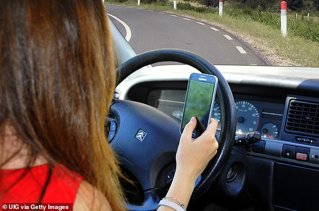 Texting and driving is responsible for some 390,000 injuries a year in the US - but bans against cell phone use behind the wheel prevent 1,600 hospitalizations annually, a new study finds