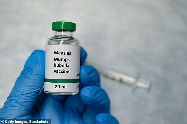 Anti vaccination movements have contributed to the resurgence of formerly eradicated diseases like the measles. Stock image