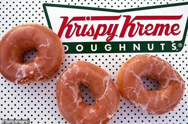 Reimann's JAB holding company owns a majority stake in Krispy Kreme Donuts