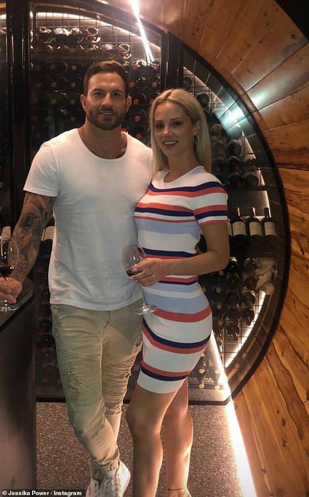 Controversial:Married At First Sight's Jessika Power claimed viewers watch the show for her scandalous relationship with Dan Webb - not 'boring' Jules Robinson and Cam Merchant - during an interview withHIT105's Stav, Abby and Matt on Monday
