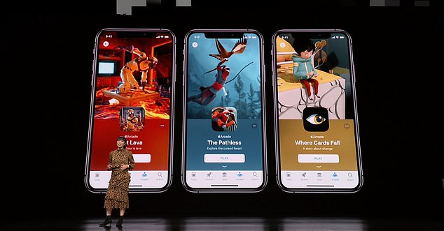 Apple Arcade is a game subscription service that lets users access more than 100 'exclusive' titles from almost anywhere, including mobile and desktop devices and your television