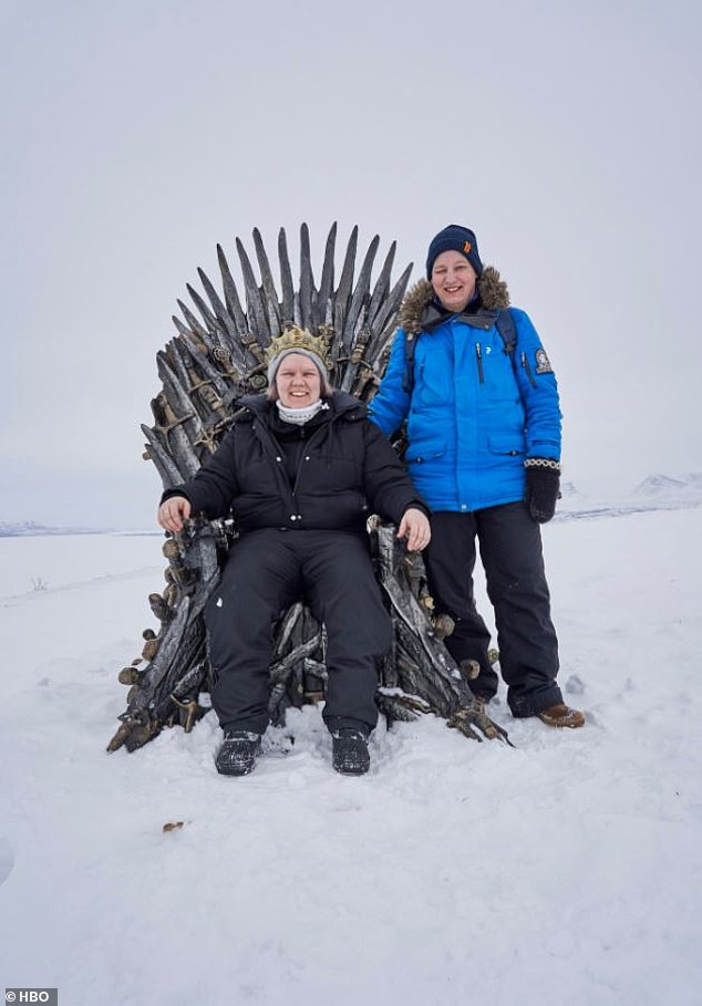 Nordic Throne: An Iron Throne was discovered in Sweden by this intrepid couple